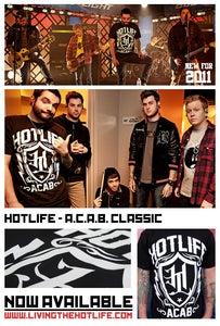 Image of *SOLD OUT* HOTLIFE - &quot;ACAB CLASSIC&quot; 