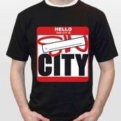 Image of &quot;This City&quot; Mens (Black)