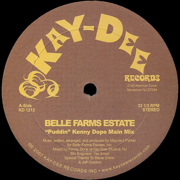 Image of KD1213-BELLE FARMS ESTATE