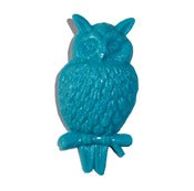 Image of Vintage Owly Brooch
