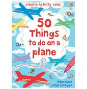 Image of 50 Things to Do on a Plane