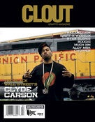 Image of CLOUT MAGAZINE ISSUE 10