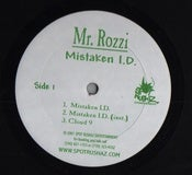 Image of MR. ROZZI &quot;MISTAKEN I.D.&quot;