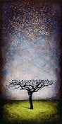 "Image of ""Horizon Tree Giant 1"" <br> Size: 12x6"" <br> 2nd photo shows size"