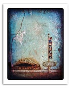 "Image of 8x10"" Paper Print - Hollywood Series - Cinerama Dome"