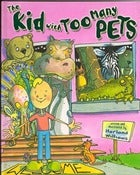 Image of The kid with too many pets (autographed)