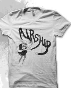 Image of Airship Ghost T-shirt