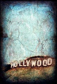 Image of Magnet - Hollywood Series - Hollywood Sign