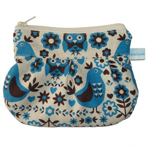 Image of *NEW* Blue Birds Purse