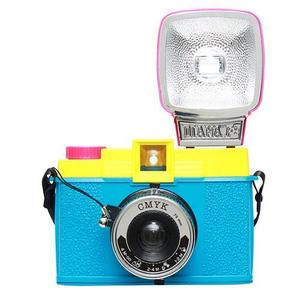 Image of Lomography Diana F+ CMYK (with Flash)