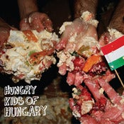 Image of Hungry Kids of Hungary - Debut Self Titled EP