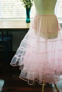 Image of 1950s style Petticoat/Underskirt