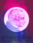 Image of Immanuel Kant - Cogito ergo sum #7