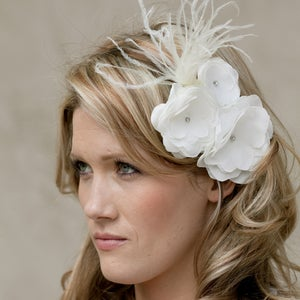 Image of Flower Trio Hairpiece