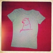 Image of glacier bear t-shirt women and children
