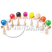 Image of SunRise Single Color Kendamas
