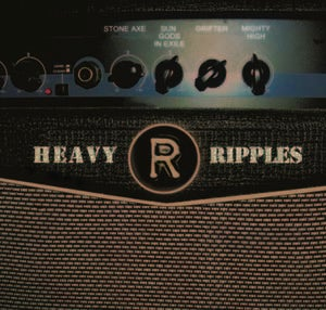 "Image of Heavy Ripples, Vol. 1 - Double 7"" Compilation"