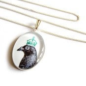 Image of Pigeon Royalty Necklace