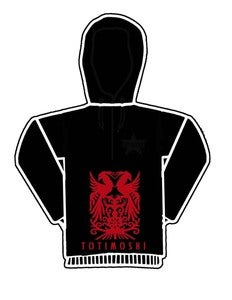 Image of Tribal Birds Hoodie (back)