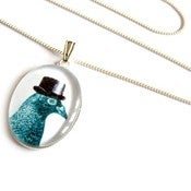 Image of City Pigeon Necklace