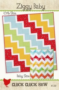 Image of Ziggy Baby Pattern #120, Paper Pattern