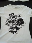Image of Alt Track White T-shirt