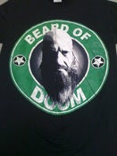 "Image of **2XL & 3XL** Kirk ""Beard Of Doom"" Shirt"