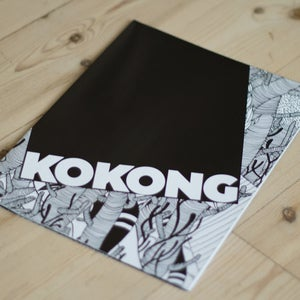 Image of Kokong magazine #1