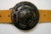 Image of Steel Satellite Buckle
