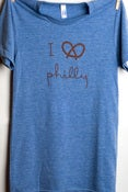 Image of I Pretzel Philly Men's tee