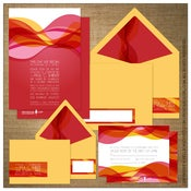 Image of Invitations | Wedding<BR>{Hot Mama}