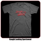 Image of Kaught Looking Script Logo (Men) &quot;Away Jersey&quot;