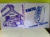 Image of BOATS! - &quot;Summer Vacation&quot; 7&quot; (repress)