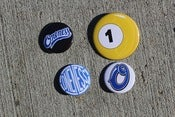 Image of ONENESS button pack !