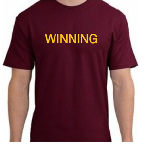 Image of Limited Edition WINNING Cavaliers T-Shirt