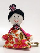 Image of Peranakan Woman Paperweight . MPW1001