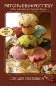 Image of CupCake Pincushion