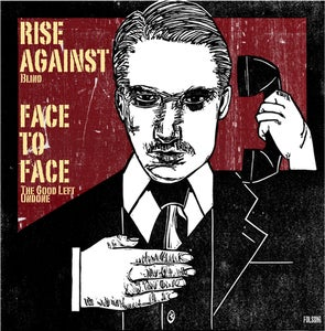 Image of Rise Against / Face to Face - Split 7""
