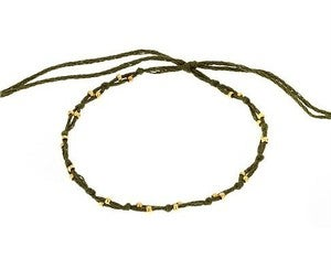 Image of Gold Floating Bead Bracelet