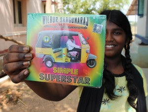 Image of Autographed Simple Superstar Album (2011)