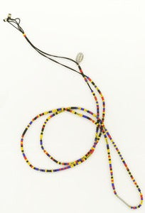 Image of Japanese Glass Beaded Necklace