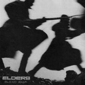 Image of ELDERS - Blind Rage LP (REGULAR VERSION)