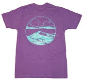 Image of Logo Tee (Purple)