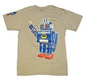 Image of Toy Robot Tee