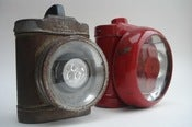 Image of Original | Front &amp; Rear Bike Lights | Retro-fitted LED's