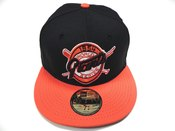"Image of NEW YORK GIANTS ""1954 WS FRONT PATCH"" NEW ERA FITTED (EXCLUSIVE)"