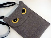 Image of Owl - MacBook Air sleeve - MADE TO ORDER