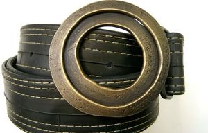 Image of Brass Water Ring Buckle