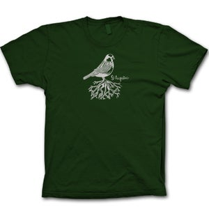 Image of T-SHIRT - GREEN - ST AUGUSTINE