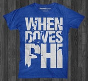 Image of Zeta Phi Beta/Phi Beta Sigma - When Doves Phi